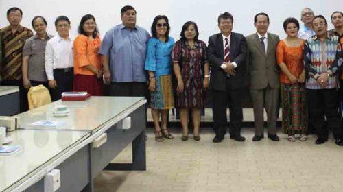Dr Hilman Pardede Jadi Dekan FKIP UHN Medan