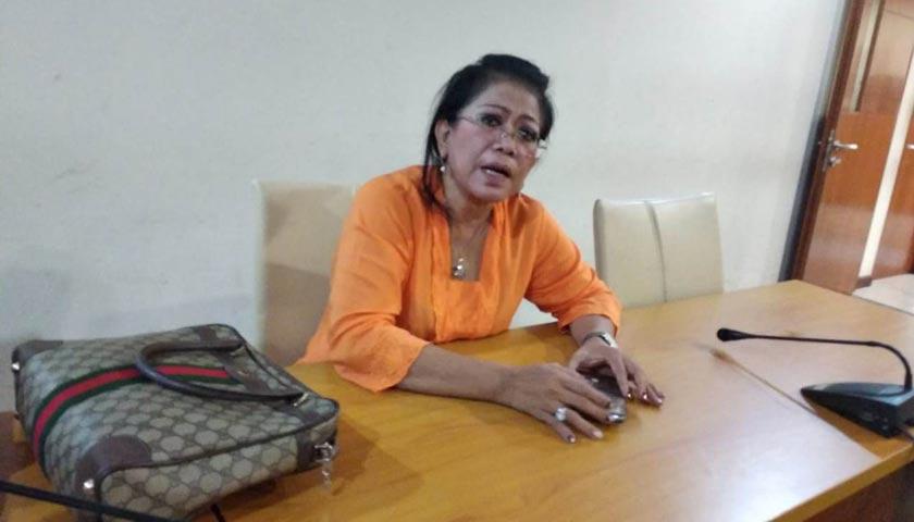 Jenny Berutu Terus Perjuangkan Percepatan Pembangunan Pakpak Bharat