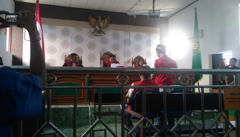 Warga Sumut Divonis Mati di Riau, Bawa Sabu 10 Kg