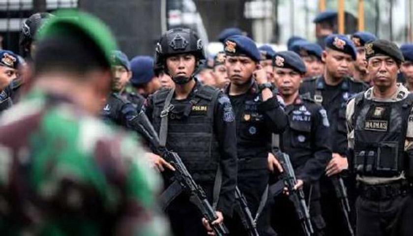Polri Ajukan Anggaran Rp44,4 T, TNI Minta Rp1,5 T