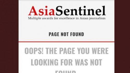Soal Artikel Bank Century, Asia Sentinel Diadukan ke Dewan Pers