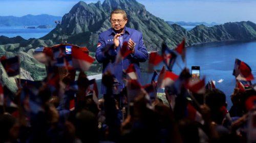 SBY Sebut Dirinya dan Demokrat Jadi Korban Fitnah Keji