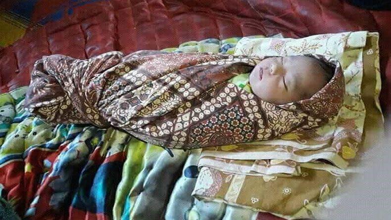 Bayi Perempuan Ditemukan di Tempat Sampah, Siapa Punya?