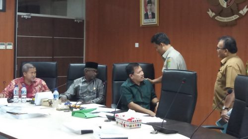 DPRD Anjurkan BPBD Medan Ikut Pantau Banjir Rob Belawan