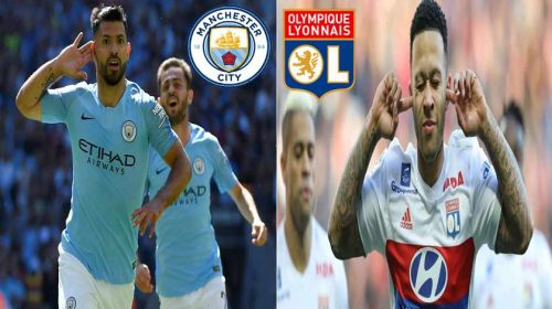 Prediksi Liga Champions Manchester City vs Olympique Lyon 20 September 2018