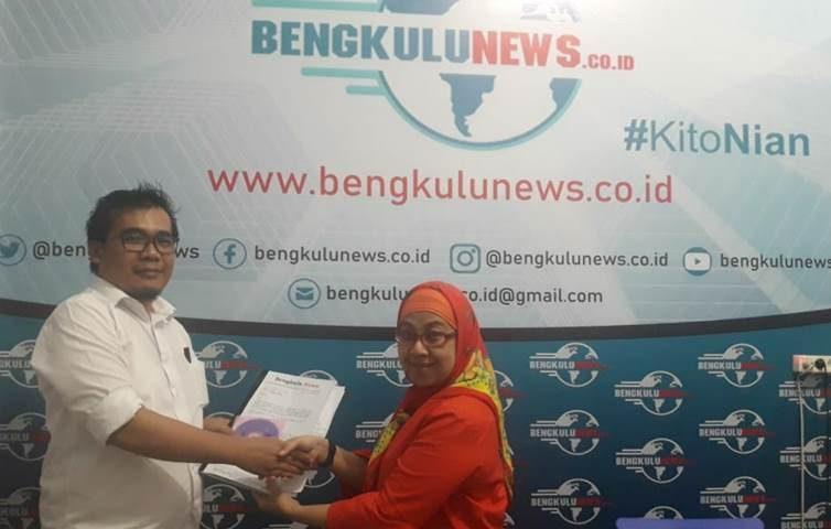 Dewan Pers Verifikasi SMSI Provinsi Bengkulu