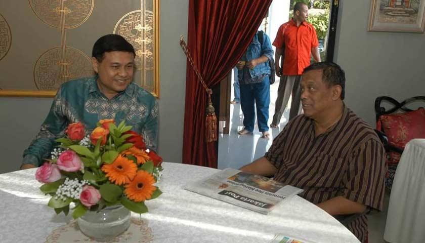 Djoko Santoso layak Jadi Ketua Tim Pemenangan Prabowo-Sandi