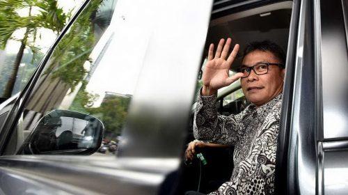 Johan Budi Tetap Kerja Menangkan Jokowi-Ma'ruf Amin