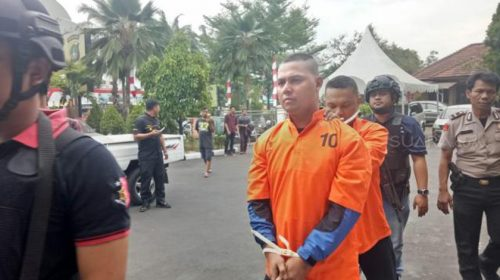 Finalis Indonesian Idol Asal Medan Ditembak Polisi