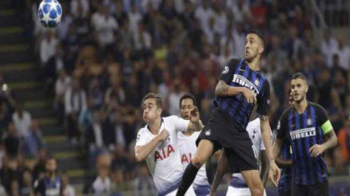 Inter Milan Menang Dramatis Bungkam Tottenham di Injury Time