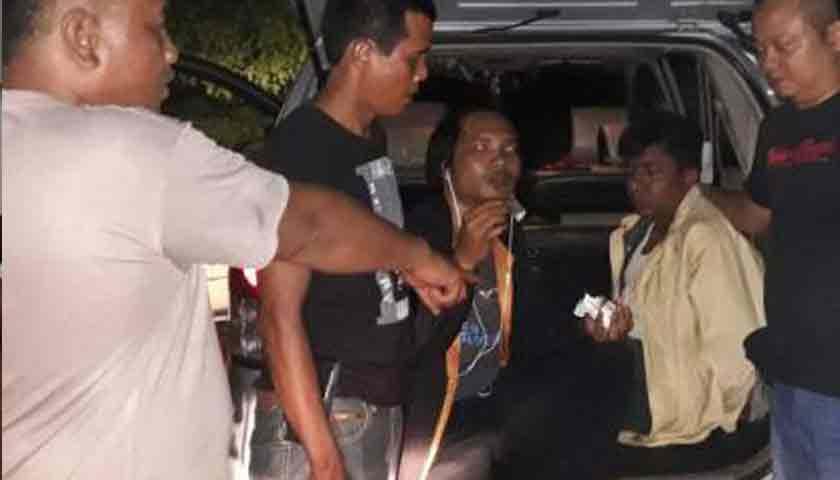 Jaringan Pengedar Narkoba Antar Kampung Digulung Polisi