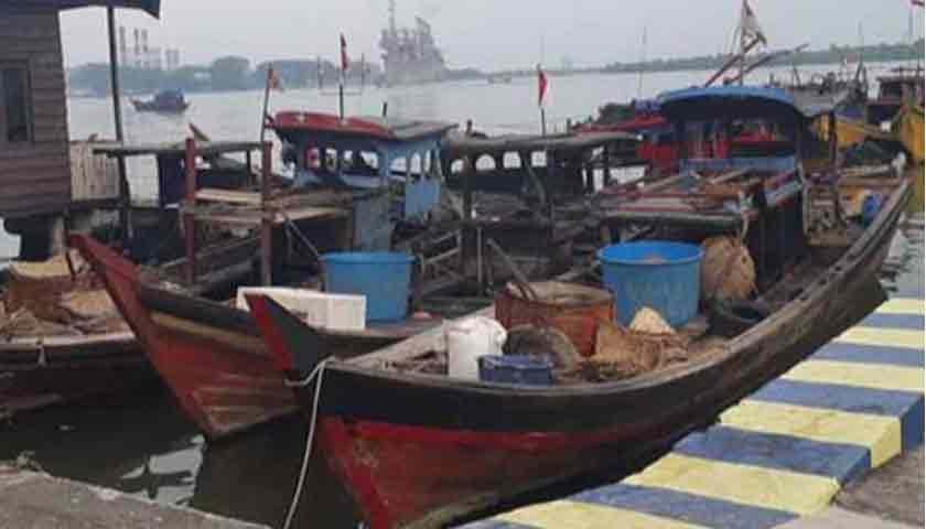 Kapal Pukat Trawl Bikin Resah Nelayan, Ditangkap