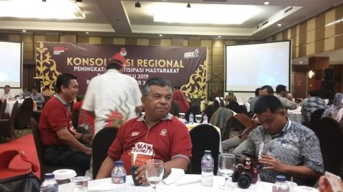 Ketua KPU Sumut Kini 'Dikendalikan' Yulhasni