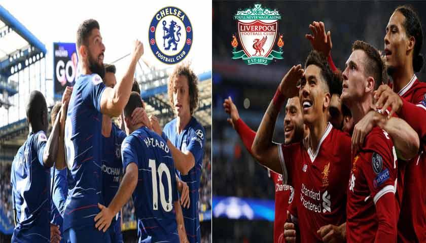 Prediksi Liga Inggris Chelsea vs Liverpool 29 September 2018