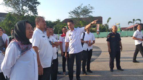Wagub Sumut Tinjau Lokasi Utama MTQN XXVII