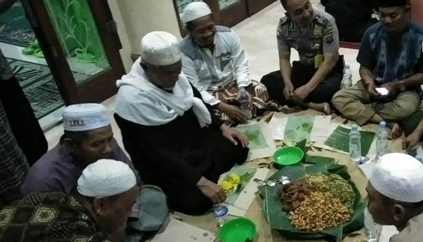Pawai Obor 500 Orang Diawalinya Satu Muharram 1440H