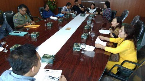 DPRD Medan Rekomendasikan Pedagang Tetap di Lahan Pasar Aksara