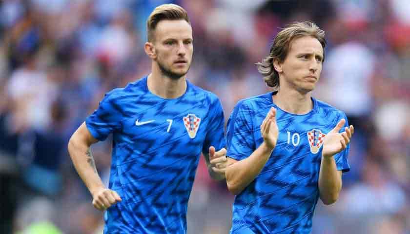 Ivan Rakitic Dukung Luka Modric Jadi Pemain Terbaik Dunia 2018