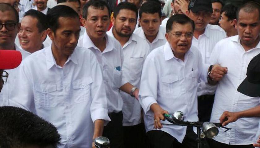 Ketua Tim Kampanye Jokowi-Ma'ruf Masih Misteri
