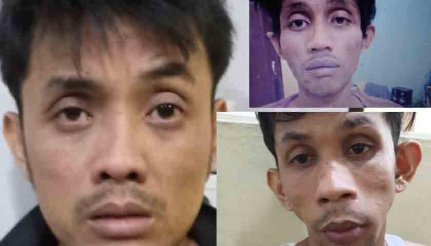 5 Perampok Ditangkap Polisi, 2 Terkapar Didor..!!!