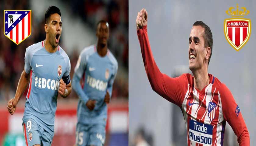Prediksi Liga Champions Dinihari Nanti, AS Monaco VS Atletico Madrid