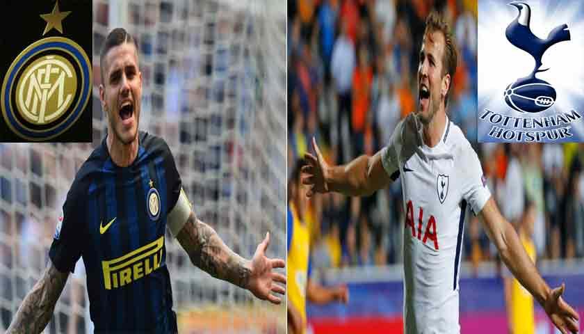 Prediksi Liga Champions Inter Milan vs Tottenham Hotspur 18 September 2018