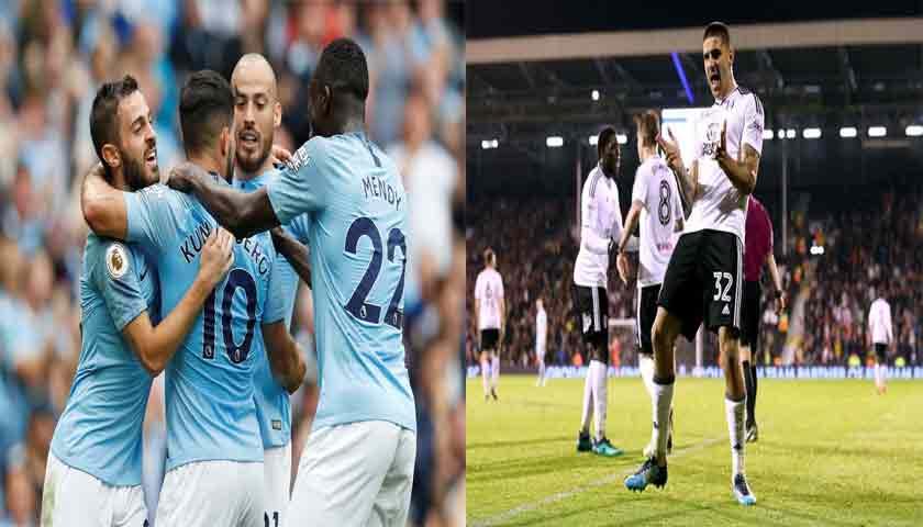 Prediksi Liga Inggris Manchester City vs Fulham 15 September 2018