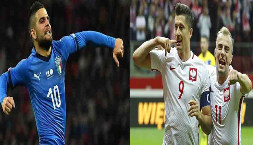Prediksi UEFA Nations League Italia vs Polandia 8 September 2018