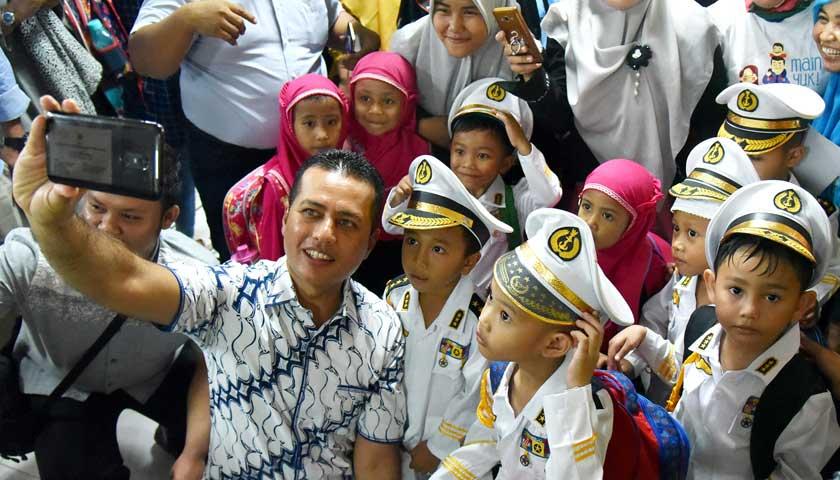 Wagub Musa Rajekshah: Generasi Muda Harus Berani Hadapi Tantangan