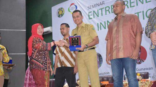 Wagub Sumut: Pemuda Harus Berani Jadi Entrepreneur dan Pemimpin
