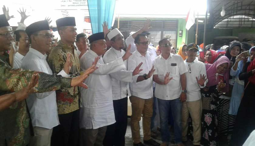Wakil Gubernur Sumut Hadiri Acara Syukuran di Medan Deli, Disambut Dengan Kesenian Melayu
