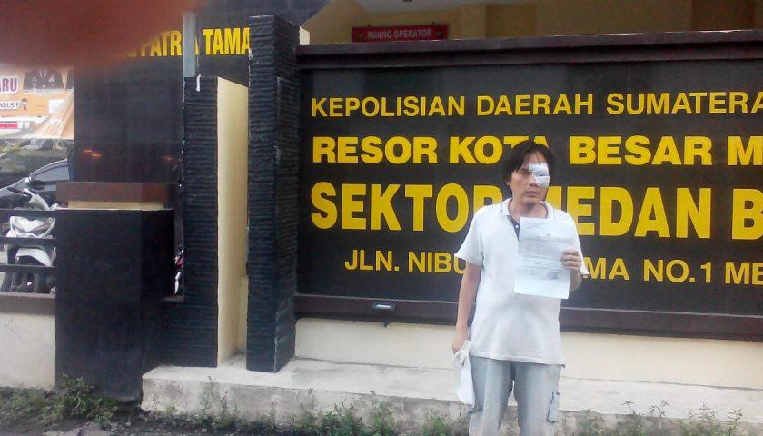 Warga PWS Dirampok, Ibunya Dimasukkan ke Parit