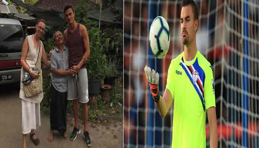 Emilio Audero Mulyadi Penjaga Gawang Sampdoria Berdarah Indonesia