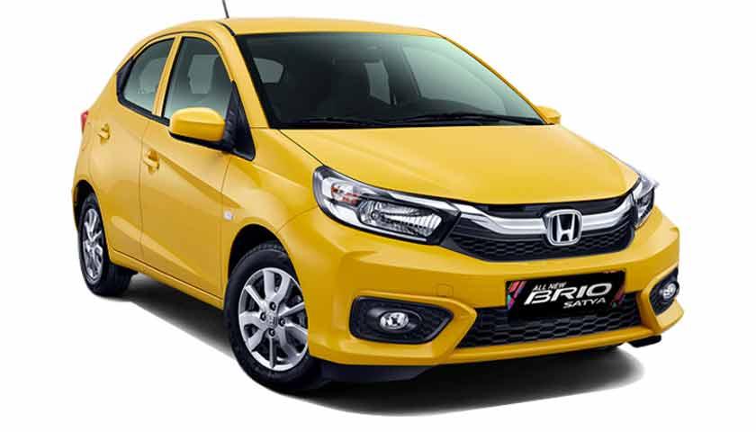 Honda Brio Satya, Kenali Tipe, Eksterior, Interior dan Fiturnya!