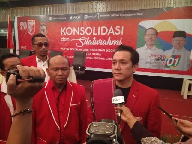 Ketum, Diaz Hendropriyono: PKPI Partai Berjiwa Muda Bukan Partai Muda