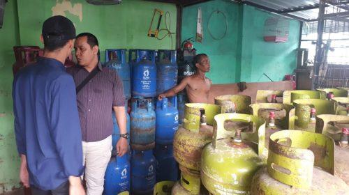 Oplos Gas 3 Kg Jadi 12 Kg, Rikson Silalahi Cs 'Gol'