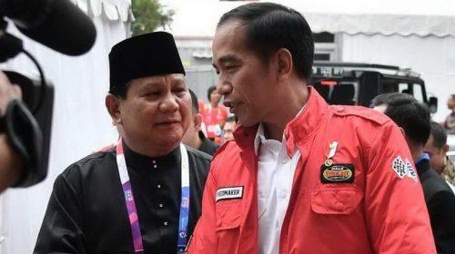 Presiden Doakan Prabowo Sehat dan Panjang Umur