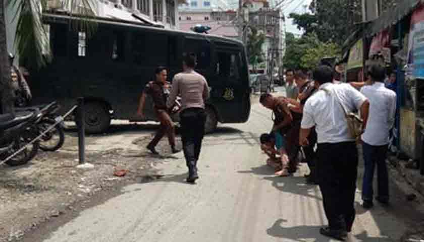 Tahanan Narkotika Kabur dari PN Medan, Digagalkan Petugas Waltah