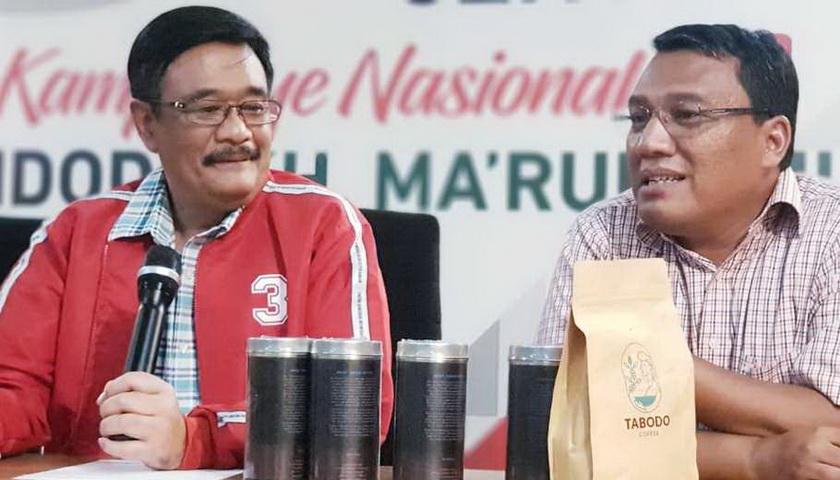 Djarot Saiful Hidayat Bahas Kopi dan Tuduhan Jokowi Anti-Islam