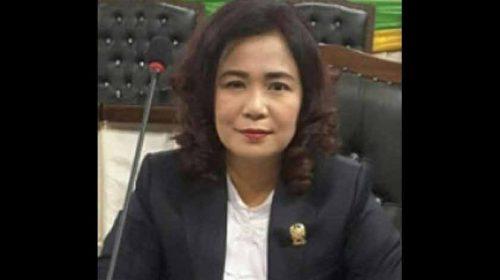 Dame Duma: Camat Jangan Biarkan Pedagang Berjualan di Atas Parit