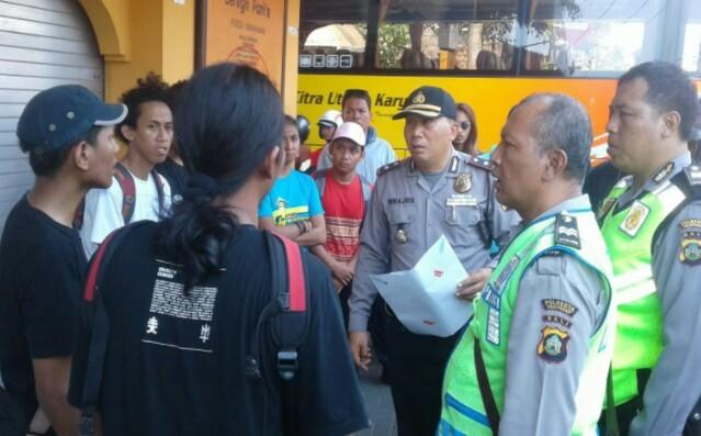 Demo Tolak IMF,  3 Warga Sumut Ditangkap di Bali, Nih Daftarnya..!!!