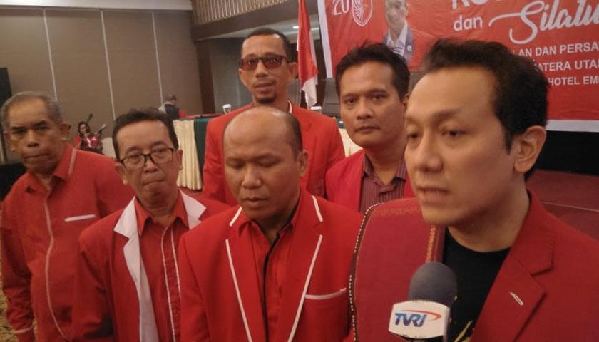 Diaz Hendropriyono: Partai Bersih, PKPI Sangat Punya Masa Depan