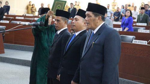 Tiga Anggota DPRDSU Di-PAW, Baskami Jadi Ketua FPDIP