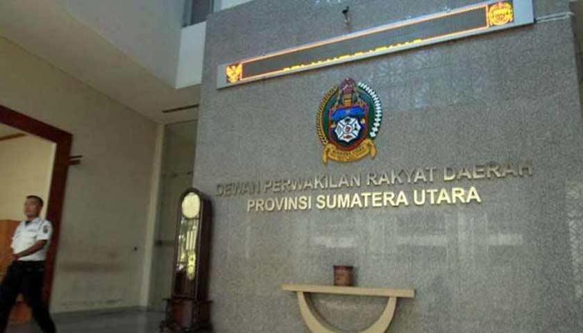 P-APBD tak Tersepakati, DPRDSU Ajukan Hak Bertanya
