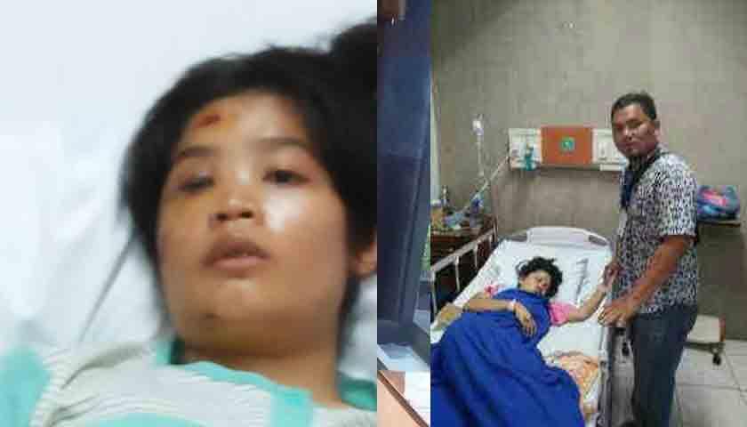Dua Gadis Dilempar dari Angkot di Fly Over Amplas, Ini Kata Warga!