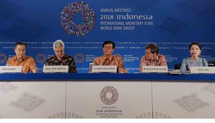 Pertumbuhan Ekonomi Asia, IMF Prediksi 5,4 Persen