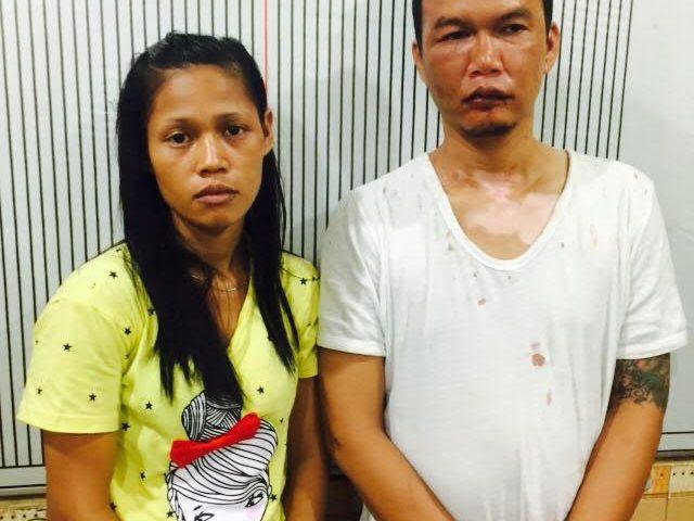 Gerebek Bandar Narkoba, Pasutri Ini Dikirim ke Penjara