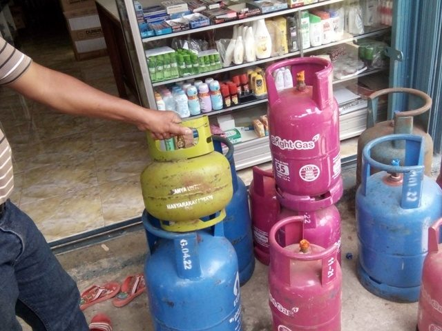Harga Gas Elpiji 3 Kg di Simalungun 'Mencekik Leher'