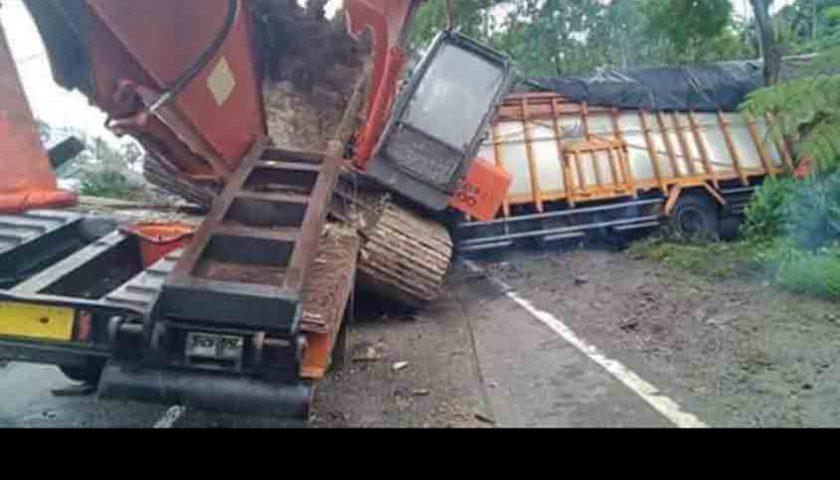 Hindari Kawasan Sibolangit, Macet Parah, BREAKING NEWS…!!!