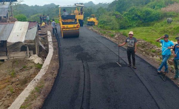 infrastruktur samosir
